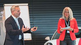 Wolfgang & Nicole Leobner, Trainer